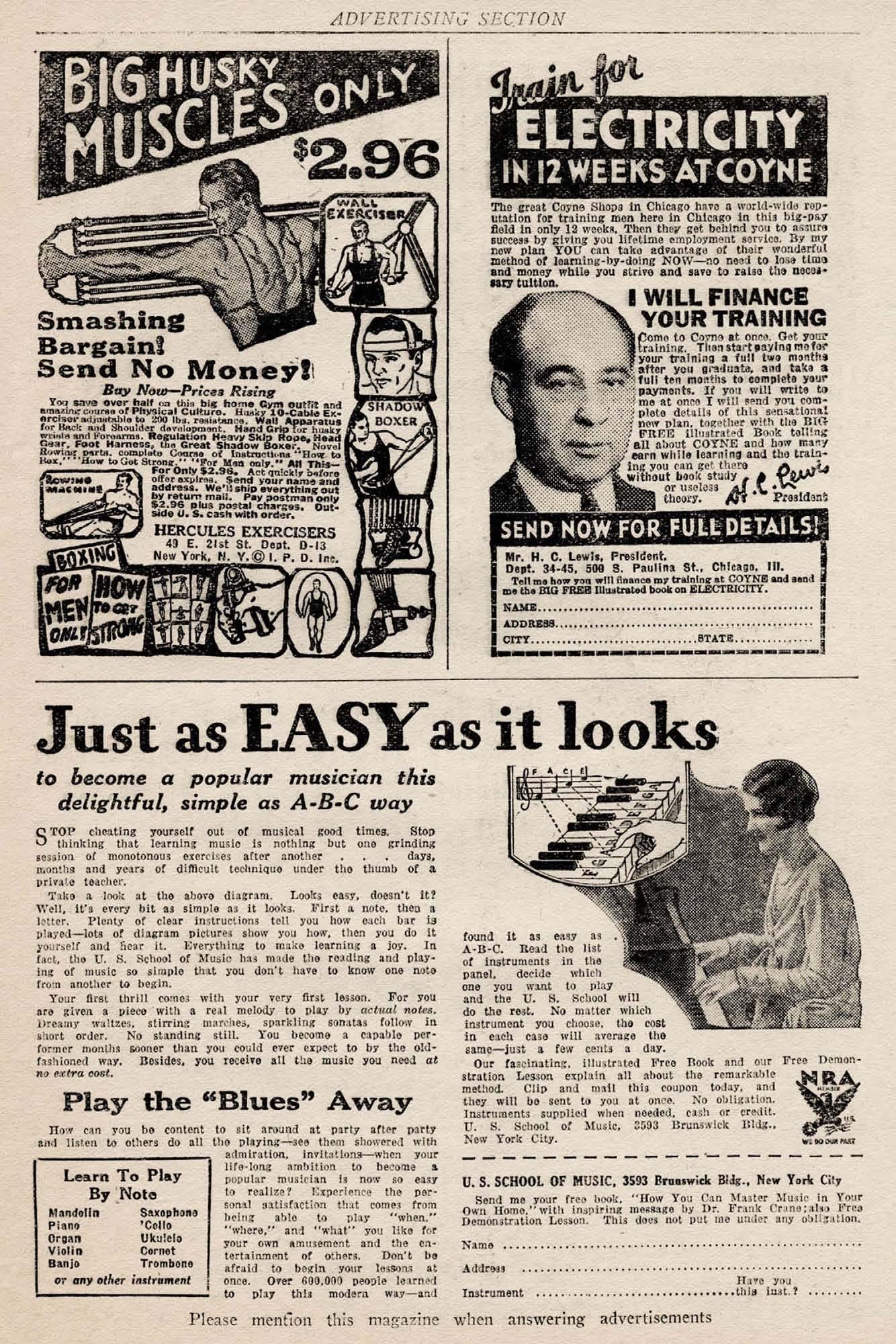 Love Story Magazine Vol  CV, No  5 (March 10, 1934), ed  by