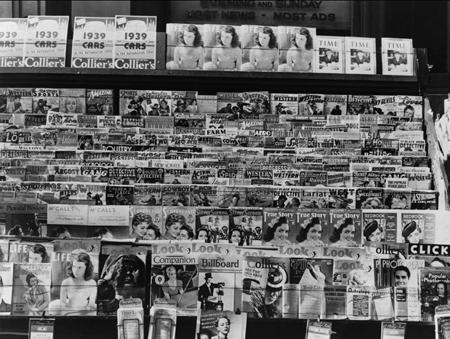 The Newsstands